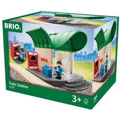 BRIO Tågstation, 33745