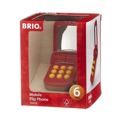 BRIO Flip Mobiltelefon, 30426