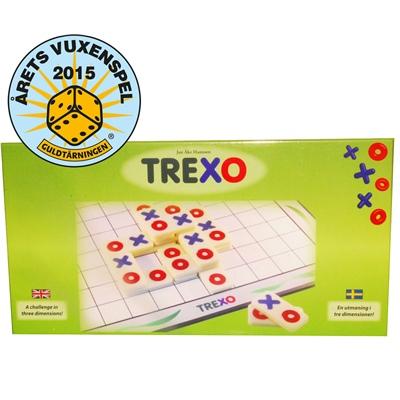 Trexo - Årets Vuxenspel 2015, 7350053860056
