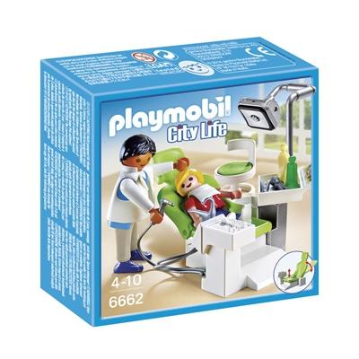 Playmobil Tandläkare, 6662