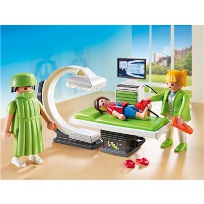 Playmobil Röntgenrum, 6659