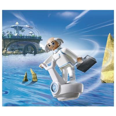 Playmobil Dr. X, 6690