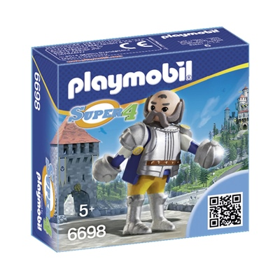 Playmobil Kunglig Vakt Sir Ulf, 6698