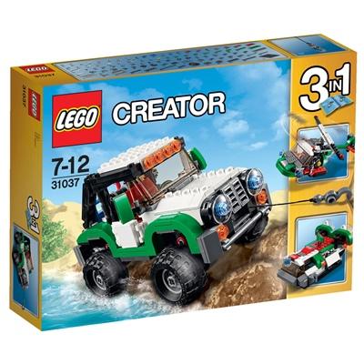 LEGO Creator Äventyrsfordon, 31037