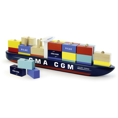 Vilac Containerbåt, 2315