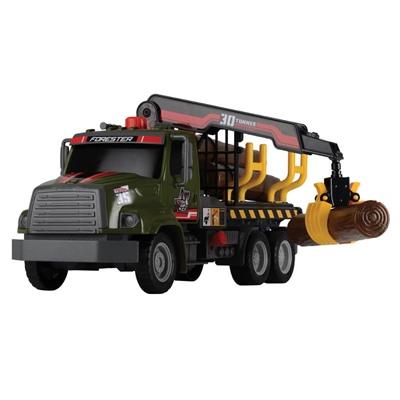 Dickie Toys Timmerbil med Luftpump, 203806001