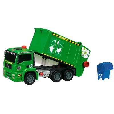 Dickie Toys Sopbil med Luftpump, 203805000