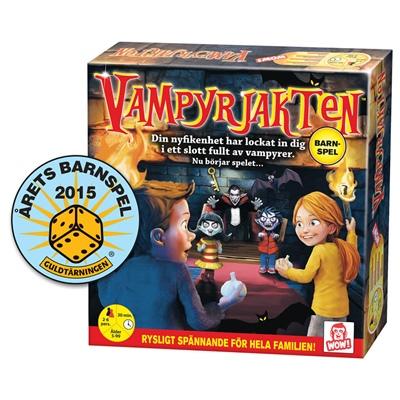 WOW Vampyrjakten - Årets Barnspel 2015, 1007W