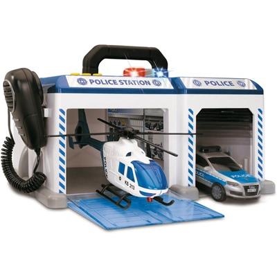Dickie Toys SOS Station Polisstation, 203716004033P