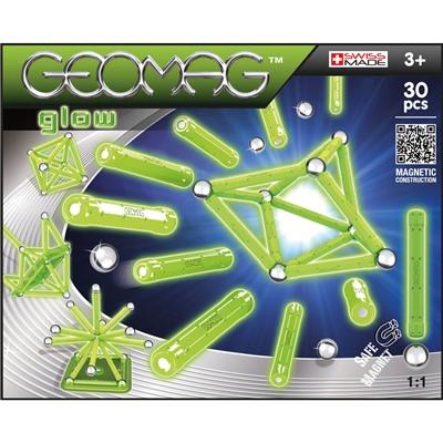 Geomag Glow 30 Delar, 335G