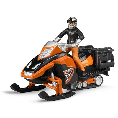 Bruder Snowmobile 1:16, 63101