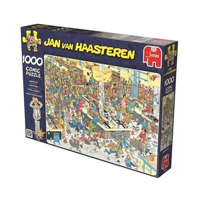Jan van Haasteren Pussel 1000 Bitar Queued Up, 17466