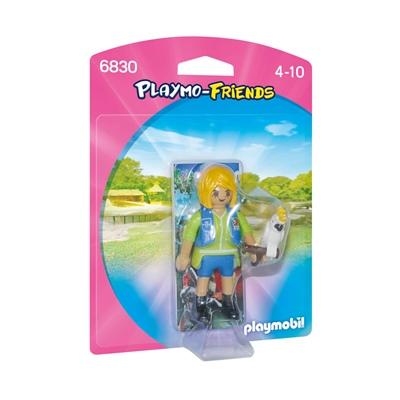 Playmobil Djurtränare med Kakadua, 6830