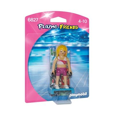Playmobil Fitnessinstruktör, 6827