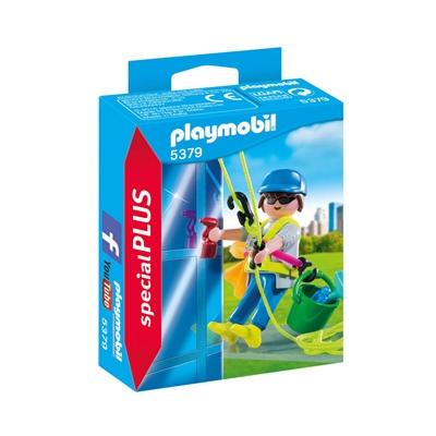 Playmobil Fönstertvättare, 5379