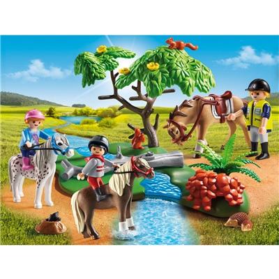 Playmobil Ponnyridlektion, 6947
