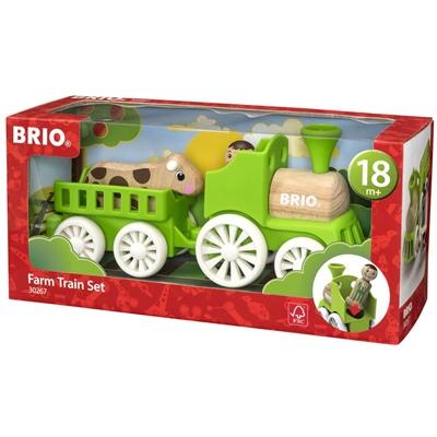 BRIO Tågset Bondgård, 30267