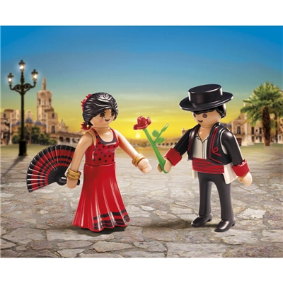 Playmobil Duopack med Flamencodansare, 6845