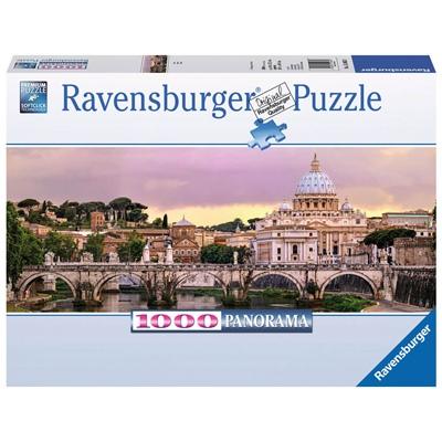 Ravensburger Pussel 1000 Bitar Rome Panorama, 150632
