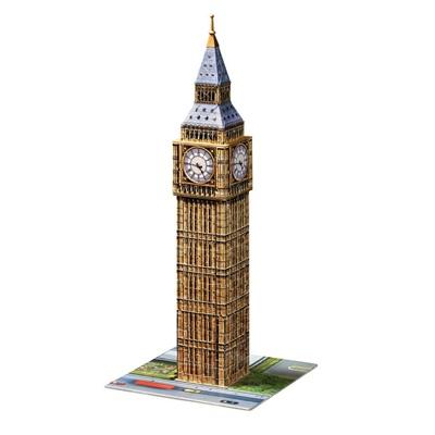 Ravensburger 3D Pussel 216 Bitar Big Ben, 125548