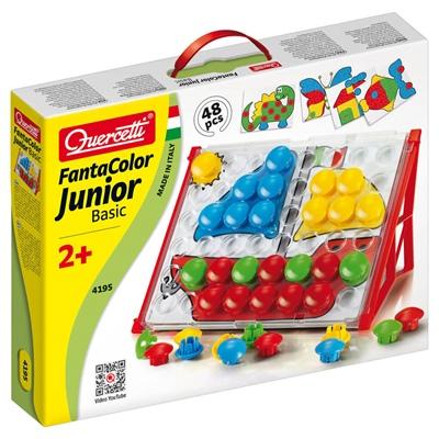 Quercetti Pegart Fantacolor Junior Basic 48 st, 4195Q
