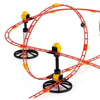 Quercetti Roller Coaster Maxi Rail, 6435