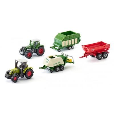 Siku Presentset med Traktorer No 7, 6286