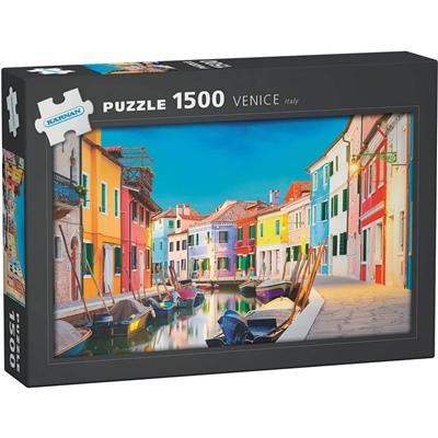Kärnan Pussel 1500 Bitar Venice Italy, 590007