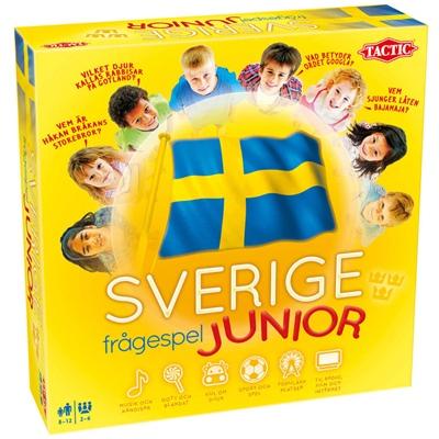 Tactic Frågespelet om Sverige Junior, 01741