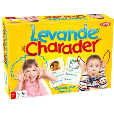 Tactic Levande Charader, 01156