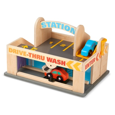 Melissa & Doug Service Station Parking Garage, 19271