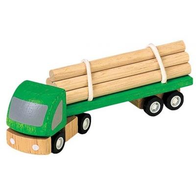 PlanToys Logging Truck, 6005PT