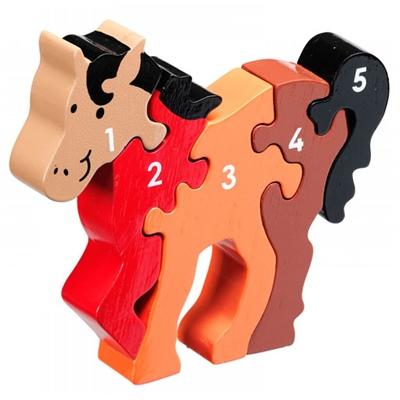 Lanka Kade Pusseldjur 1-5 Häst, NJ47