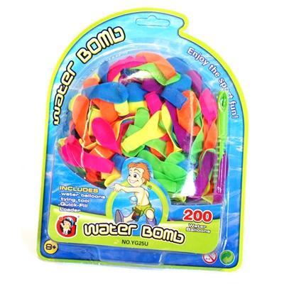 Vattenballonger 200 st, 5052