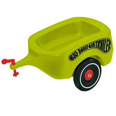 BIG Bobby Car Classic Släp Grön, 56275