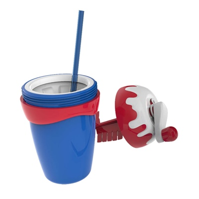 Chillfactor Frozen Milkshake Maker, 06-10017