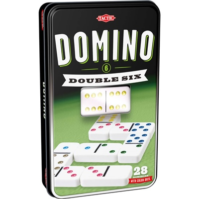 Tactic Domino Double Six, 53913