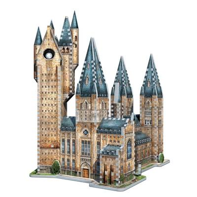 Wrebbit 3D Pussel Harry Potter Hogwarts Astronomy Tower, 02015