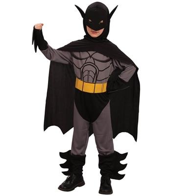 Batman Barndräkt Small, 88761S