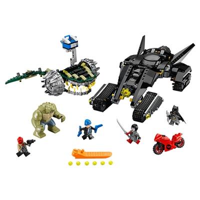 LEGO DC Comics Batman Killer Croc Kloakkrossare, 76055