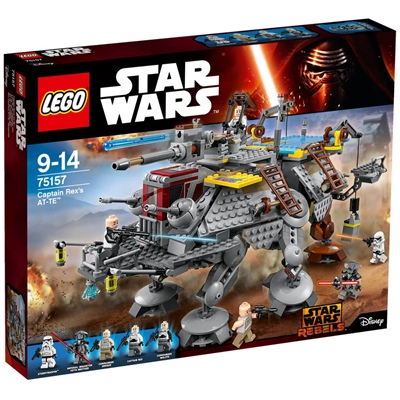 LEGO Star Wars Captain Rex´s AT-TE, 75157