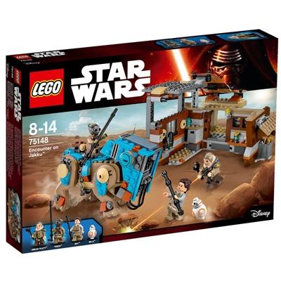 LEGO Star Wars Encounter on Jakku, 75148