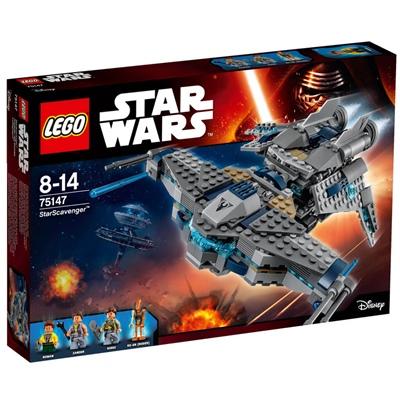 LEGO Star Wars StarScavenger, 75147