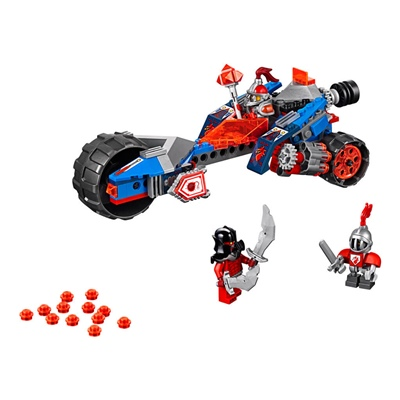 LEGO Nexo Knights Macys Dunderklubba, 70319