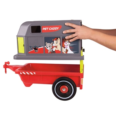 BIG Bobby Car Pet Caddy Släp, 56261