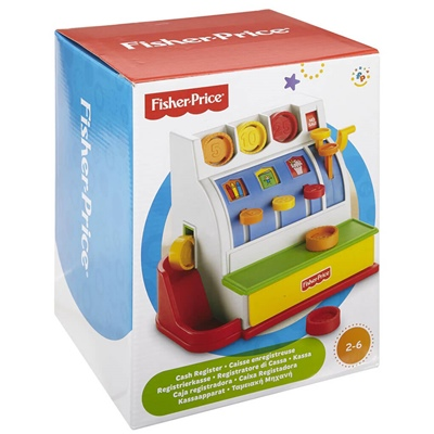 Fisher Price Cash Register, 72044