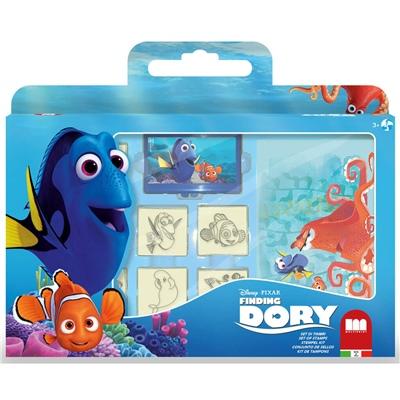 Multiprint Disney Pixar Hitta Doris Stämpelset 7-Pack, 7909