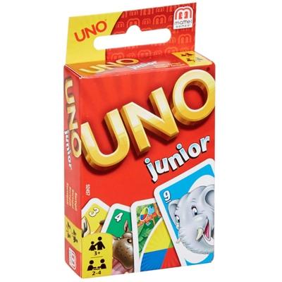 Mattel UNO Junior, 52457