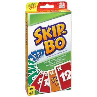 Mattel Skip-Bo, 52369