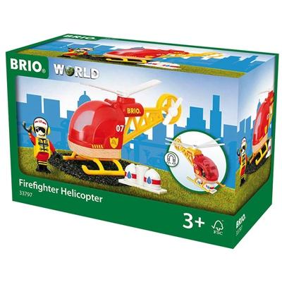 BRIO Räddningshelikopter, 33797